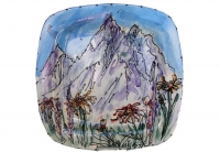 Mountains Through the Wild Flowers - Product Image