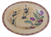 Olive Branch Oval - Product Image