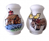 Moose Salt & Pepper - Product Image